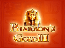 Автомат Pharaohs Gold III на деньги