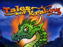 Автомат Tales Of Krakow на деньги