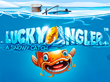 Lucky Angler: A Snowy Catch от Netent – автомат для членов клуба